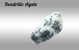 Dendritic Agate - Abundance / Balance / Calming
