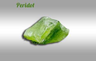 Peridot - Comforting / Healing / Protective